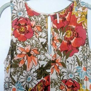 Free people flower dress